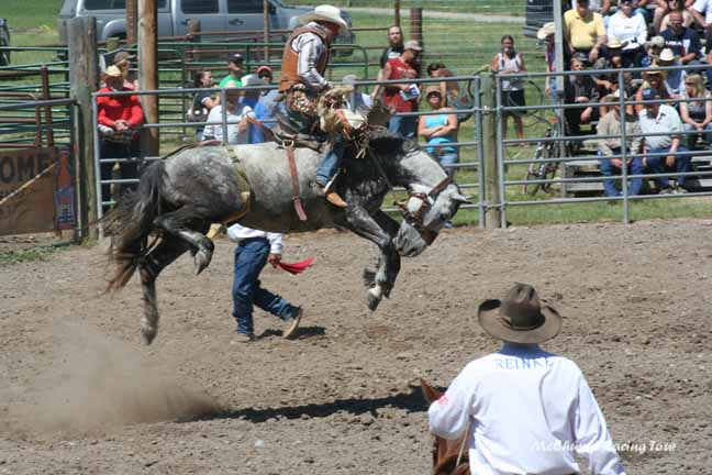 Choteau Rodeo July 4 2011
