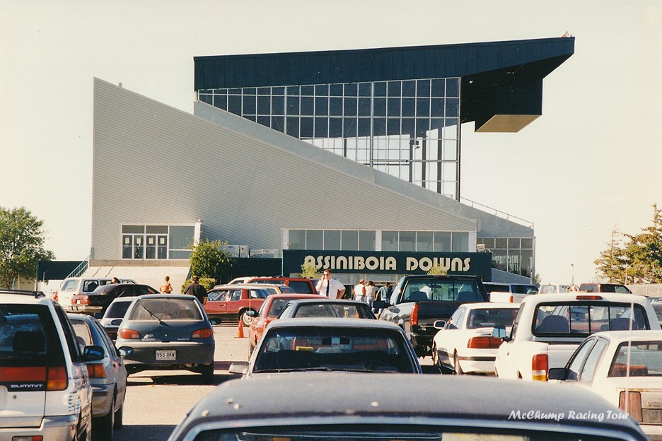 Assiniboia Downs racetrack