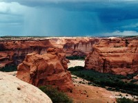 Canyon de Chelly, 2001