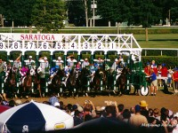 Saratoga 2001 Travers Stakes