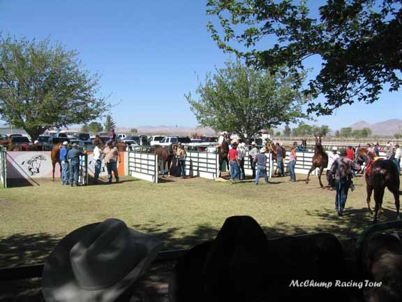 Cochise County Fairgrounds The Mcchump Racing Tour