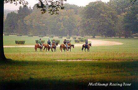 Chantilly Gallops